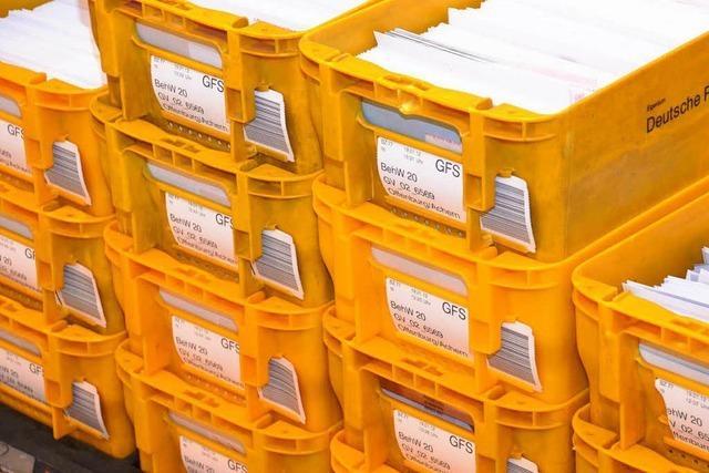 Postbote trägt rund 5000 Briefe nicht aus