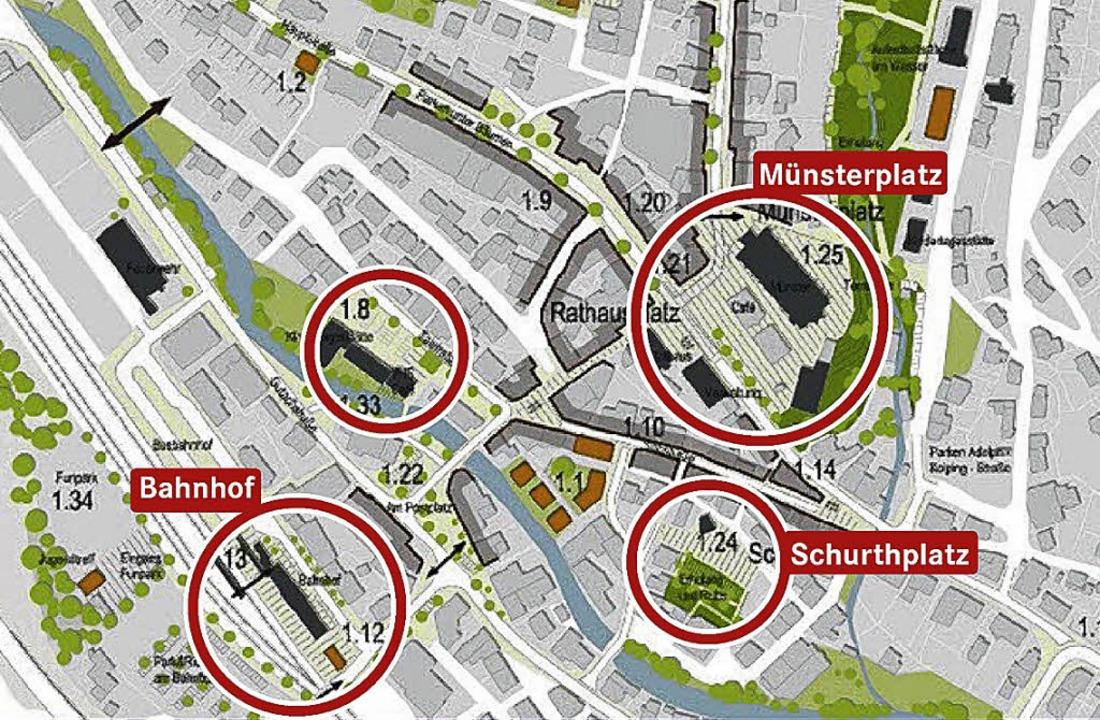Die Innenstadt Steht Im Mittelpunkt Titisee Neustadt Badische Zeitung