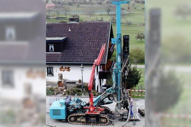 Erdgas oder doch eine Grundwasserpumpe?