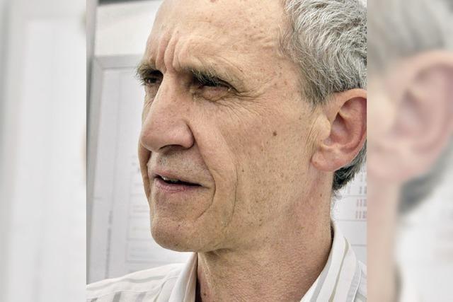 Huppmann geht in Ruhestand