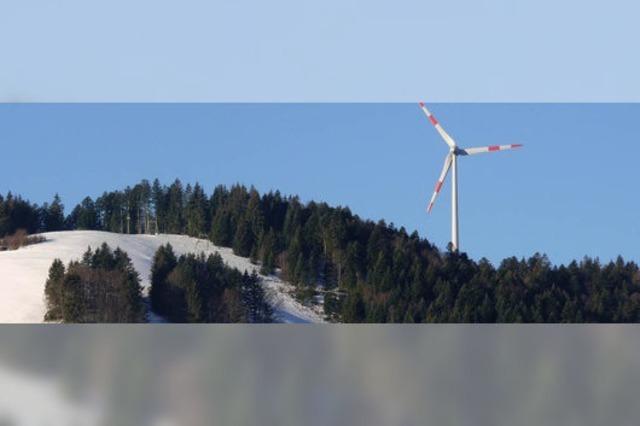 EWS unterstützen bürgereigene Windkraftanlagen