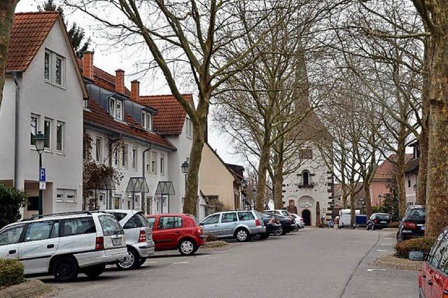 Diskussion über den Bebauungsplan für den Breisacher Münsterberg