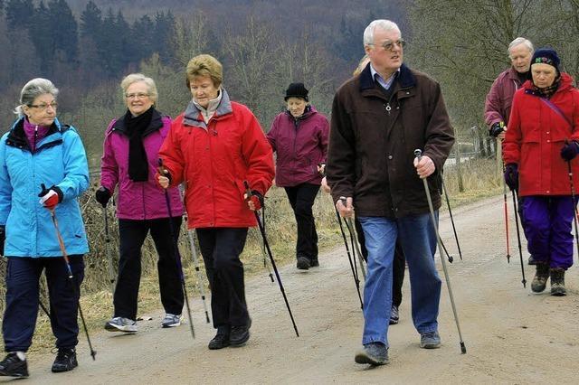 Laufend fit bleiben bis ins Alter