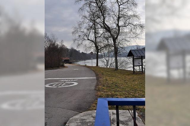 Am Rhein Platz für 15 Wohnmobile