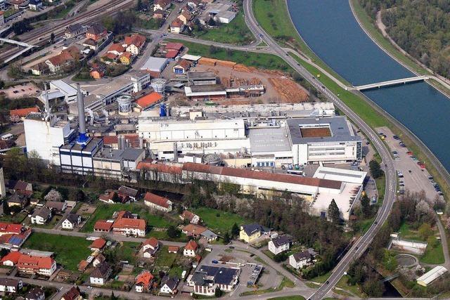 Papierfabrik Albbruck soll Industriepark werden