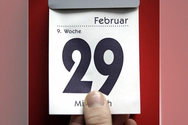 55.000 Deutsche feiern heute Geburtstag