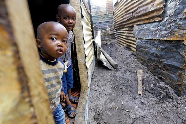 Unicef: Immer mehr Kinder leben in Slums