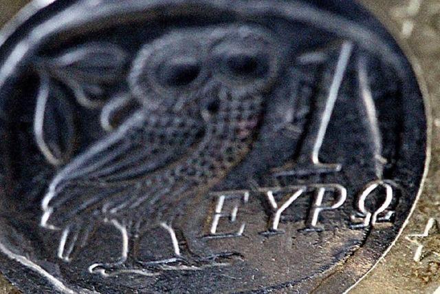 Standard & Poor's senkt die Kreditwürdigkeit Griechenlands