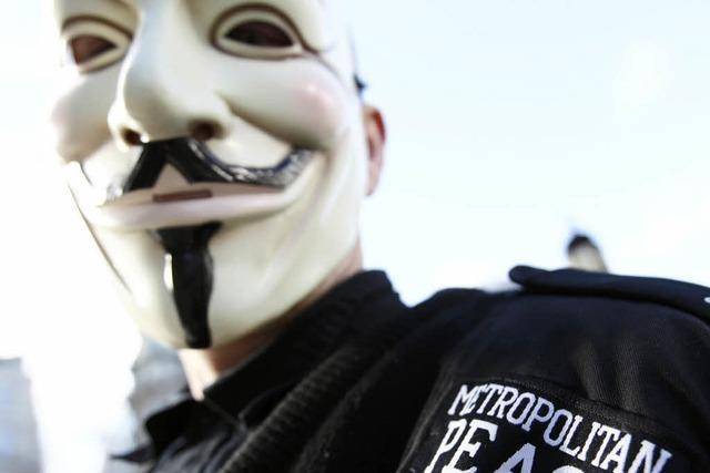 Interpol-Einsatz fasst 25 mutmaßliche Anonymous-Hacker