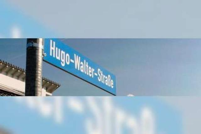 Straßennamen und ihre Bedeutung