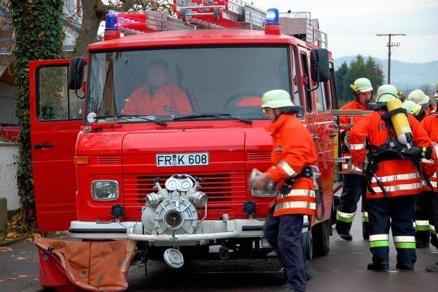 Neues Feuerwehrfahrzeug wird bestellt