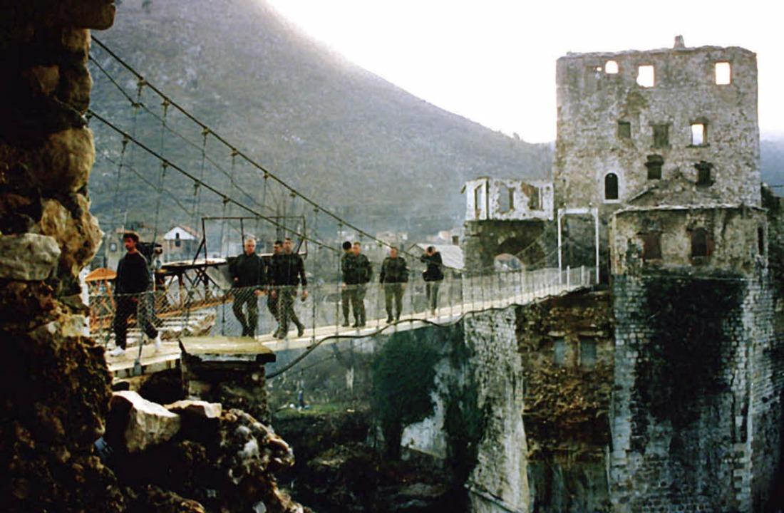 Bosnien-Herzegowina - ein Land sucht sich selbst - Ausland - Badische Zeitung