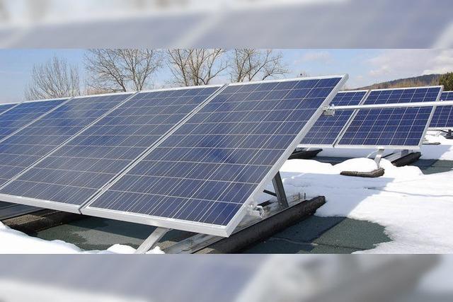 Bürger tragen die Energiewende