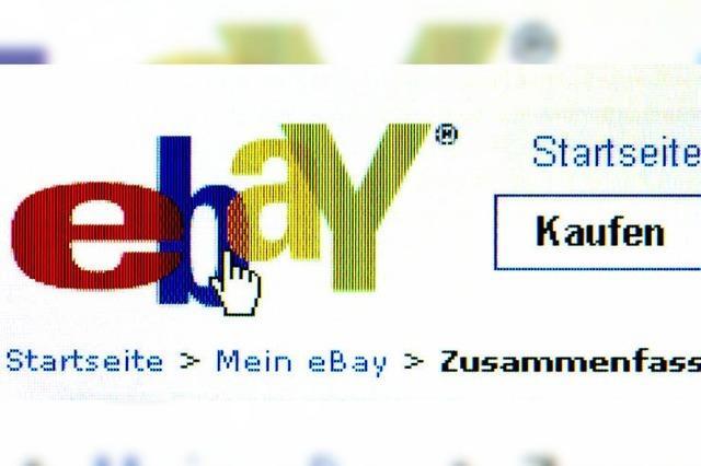 Mehr Sicherheit beim E-Bay-Kauf