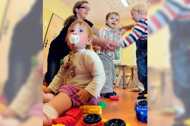 Ihringen baut Kleinkindbetreuung aus