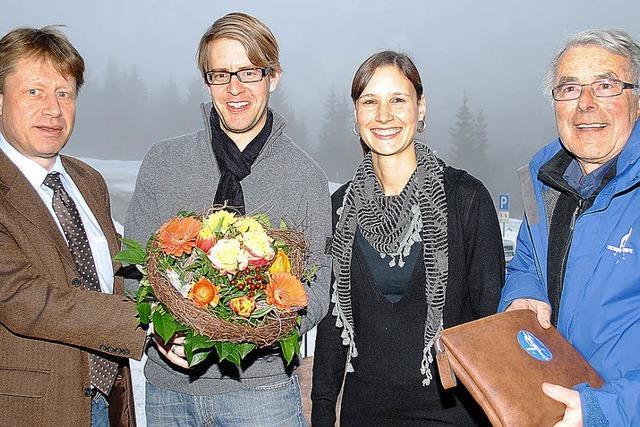 Verein Notschrei-Loipe begrüßt sein 4000. Mitglied