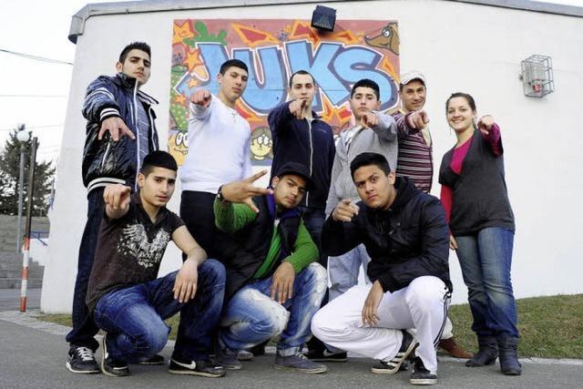 Jugend- und Kinderhaus St. Georgen: HipHop zum Neustart