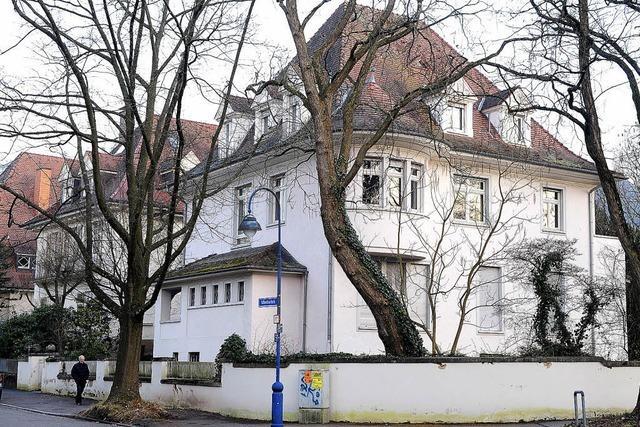 Volksliedarchiv: Altes Haus in Silberbachstraße wird verkauft