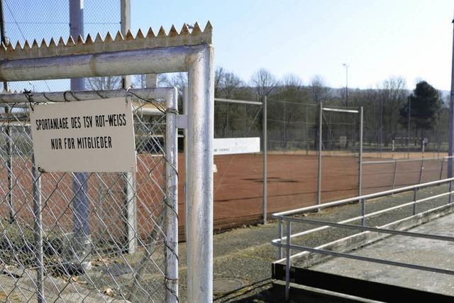 Rot-Weiß Lörrach will Sportanlagen und Gaststätte verkaufen
