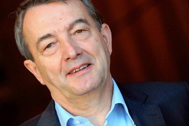 DFB-Präsident Niersbach: Der geerdete Pragmatiker