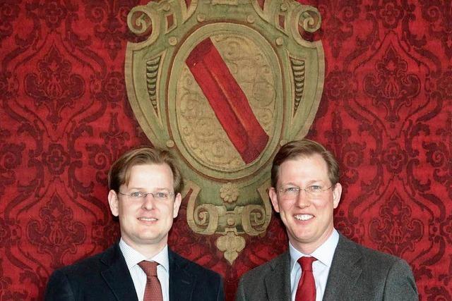 Jubiläum im Mai: Haus Baden wird 900 Jahre alt