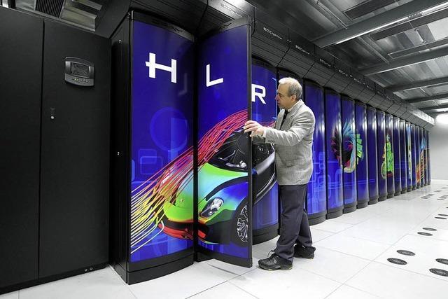 Miethirne der Forschung: Computer verdrängen Laborversuche