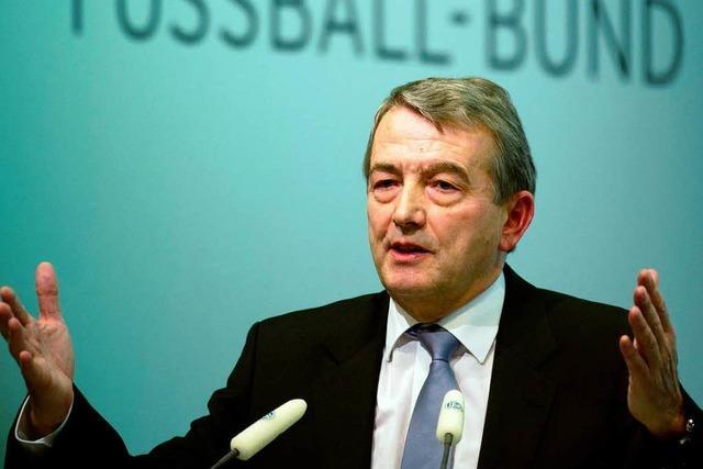 Wolfgang Niersbach ist neuer DFB-Präsident