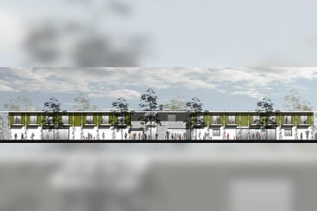 Die Planung fürs neue Haus steht