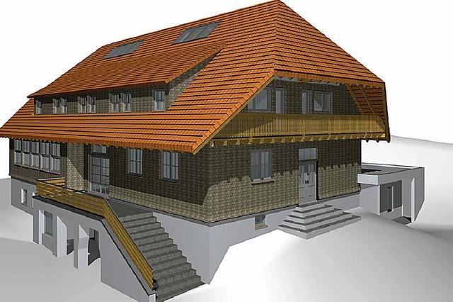 Sanierung statt Neubau