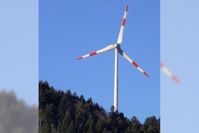 Windkraft bekommt Platz