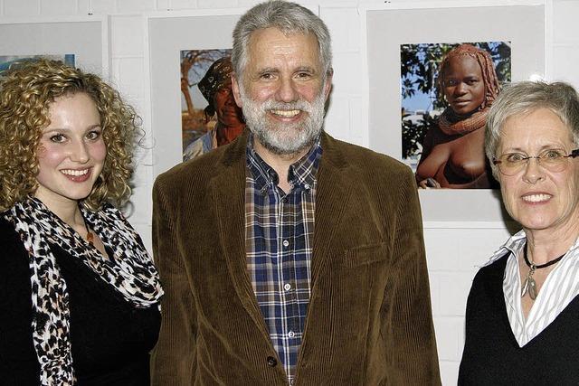 Anika und Karl Moos begeistern mit Fotoporträts aus Namibia