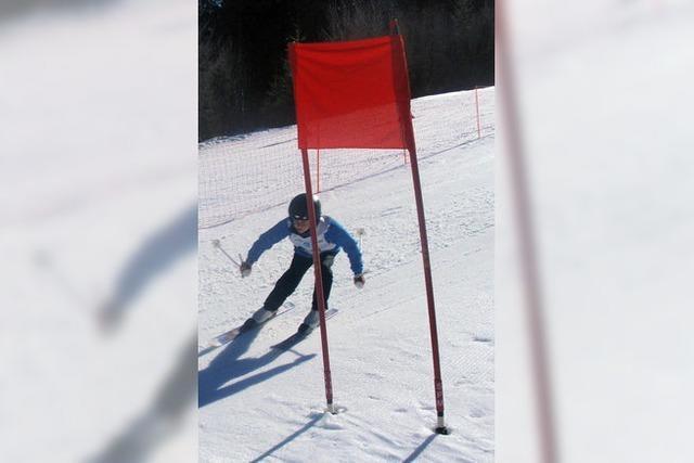200 Skifahrer waren dabei