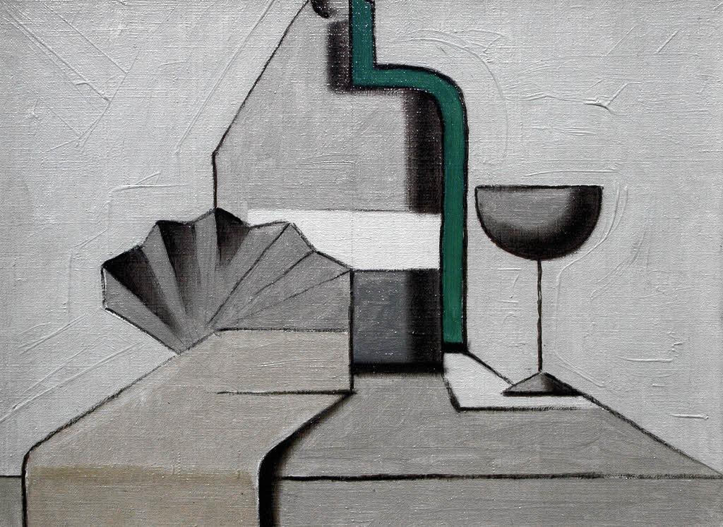 in riegel sind werke von le corbusier und andr evard zu sehen vermischtes aus stuttgart und. Black Bedroom Furniture Sets. Home Design Ideas