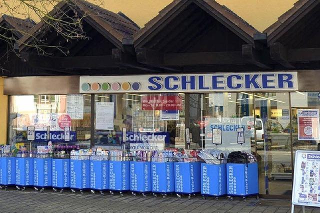 Schlecker: For you, vor Ort, und fort?