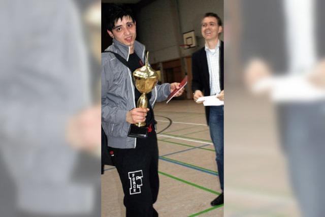 Hörnle-Cup läuft bestens