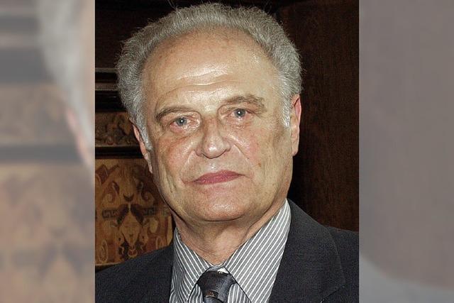 Heinz Mörder wird 80