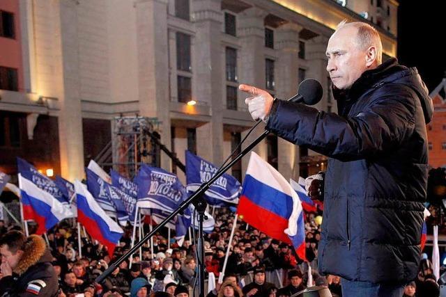 Russland: Milde Töne nach der Wahl