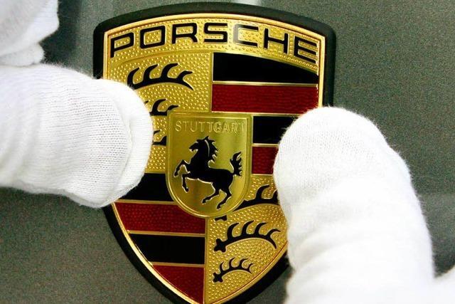 Drei ehemalige Porsche-Manager unter Anklage