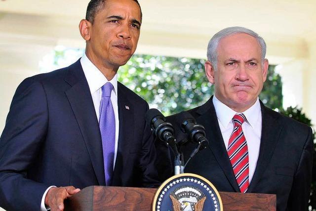 Netanjahu stellt Iran-Militärschlag in Aussicht