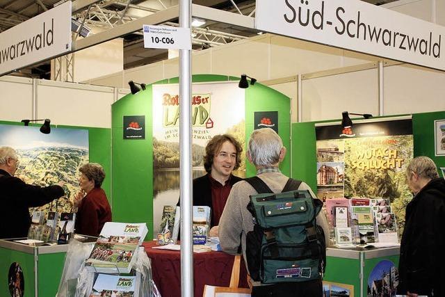 Erfolg bei Tourismusmesse in Essen