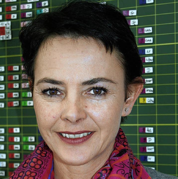 Friederike Lanz, Rektorin der Grund- und Hauptschule Hinterzarten-Breitnau.   | Foto: DIETER MAURER