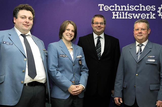 Das Technische Hilfswerk sucht Ehrenamtliche