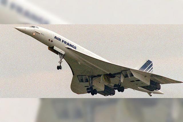 Concorde-Absturz vor Gericht