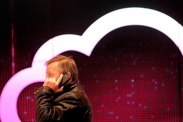 Cebit steht im Zeichen der Cloud