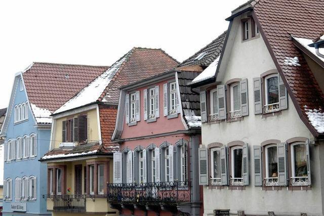 Land fördert den Städtebau in der Ortenau mit mehreren Millionen Euro