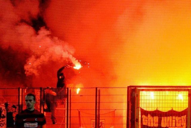 Geldstrafen wegen Pyrotechnik für FC Bayern und Hannover 96