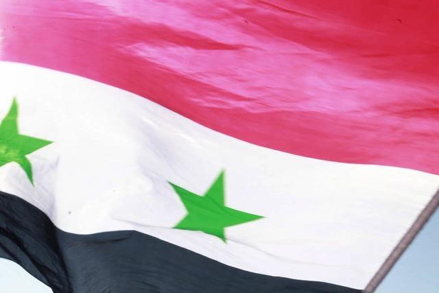 Syrischer Vize-Minister schließt sich der Revolution an
