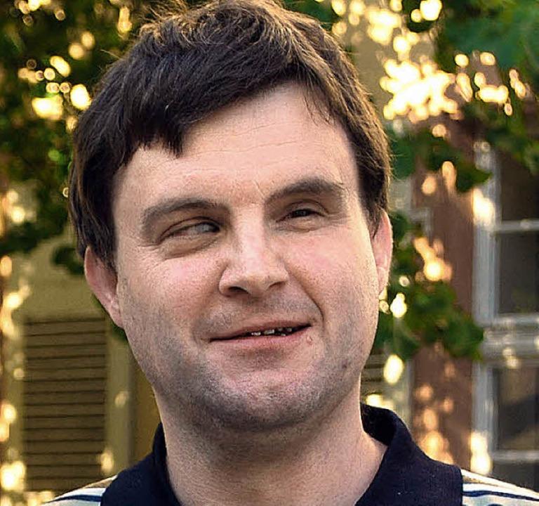 Dirk Furtwängler, Vorsitzender des Behindertenbeirats.    | Foto: Mink