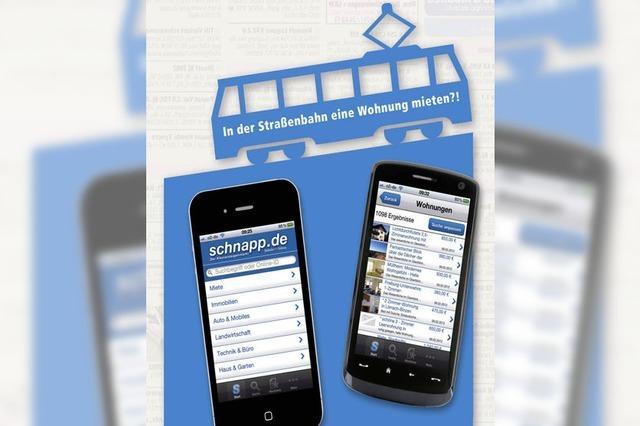 Schnapp.de auf dem Smartphone: Mobile Schnäppchenjagd