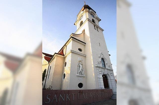 Kirche St. Laurentius muss saniert werden - doch reicht das?